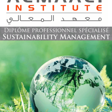 Diplôme Professionnel en Sustainability Management
