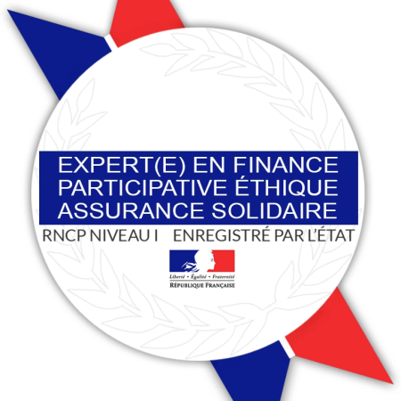 Expert(e) en Finance Participative Éthique & Assurance solidaire