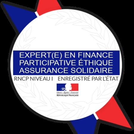 Expert(e) en Finance Participative Éthique & Assurance solidaire
